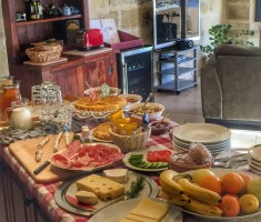 breakfast ferrieha B&B gozo