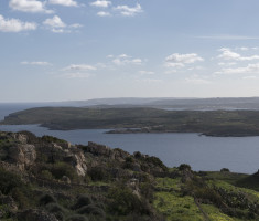 gozo room view comino b&b