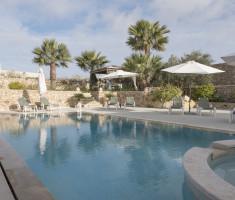 luxury room gozo b&b accomodation comino view