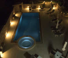 pool b&b gozo Ferrieha