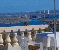 room view comino blue lagoon gozo b&b
